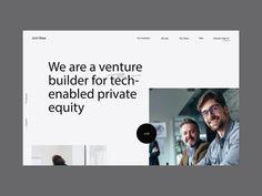 Minimal Website Design, Website Header Design, Ux Design, Graphic Design, 2020 Design, Design Trends, Web Portfolio, App Design Inspiration, Branding