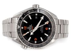Omega Seamaster Planet Ocean GMT 232.30.44.22.01.002 - Perpetuelle