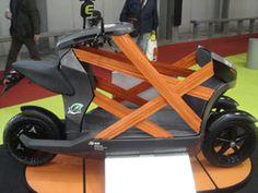 concept cargo scooter