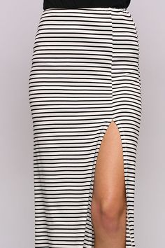Shipshape Maxi Skirt $28