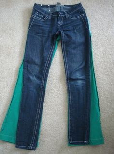 skinny jeans from thrift store jeans