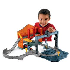 Thomas Take N Play 2 in 1 Stone Loader