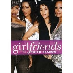 Girlfriends - The Third Season. GIRLFRIENDS is a sophisticated comedy series that invites viewers into the lives of four professional African American women living in Los Angeles who are struggling with the weighty issues of life - men, love, money -- and more men. As they search for happiness in all its elusive forms, the four girlfriends rely on each other for support, reality checks, advice and for the laughter that everyone needs to make it in this crazy place we call the modern world.