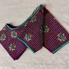 Hand Work Blouse Design, Stylish Blouse Design, Silk Saree Blouse Designs, Designer Blouse Patterns, South Indian Bride, Sabyasachi, Married Life, Bridal Make Up, Marriage