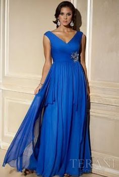 Plus Size Evening Wear Dresses | Choosing the right plus size evening dress | Evening Dresses 2014 Gorgeous Color!!!