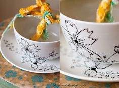 Ceramic Bowl Painting Ideas for Creative Decorations | Interesting ...