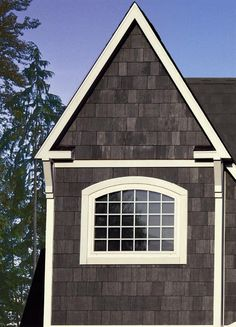 Vinyl Siding With Brown Roof Monogram Sable Brown Vinyl