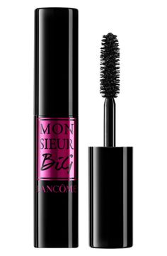 This mascara delivers instant heart-stopping volume with up to 24-hour wear that lasts all night and even the next morning. Its big brush and ultra-creamy formula glides like silk onto your lashes to deliver up to 12 times more volume without smudging, flaking or needing touch-ups. Its brush has a unique shape with soft, wavy fibers to deliver the perfect amount of formula with the very first stroke. The ultra-creamy formula has supple waxes and polymers that immediately adhere to your…