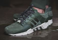 adidas Equipment Running Support 93: Base Green