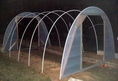 How To Build A Green House For $50...or a haunted house #greenhouses #greenhousediy