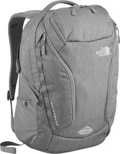 1ebb8089e6 The North Face - Mainframe Laptop Backpack - Dark Gray Heather Zinc Gray. Backpack  Purse ...