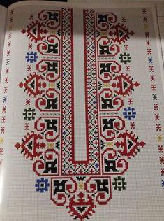 Biscornu Cross Stitch, Cross Stitch Borders, Cross Stitch Rose, Cross Stitch Flowers, Cross Stitching, Cushion Embroidery, Folk Embroidery, Cross Stitch Embroidery, Embroidery Patterns