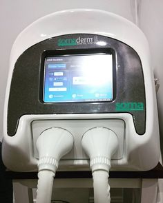 Brand new shr somaderm II now in our salon. Treatments include skin rejuvenation broken capillaries  pigmentation  permanent hair reduction. Perfect weather for a facial book in today or tomorrow spaces available.