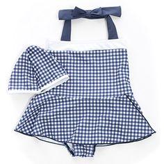 子供 水着 女の子 sandia(サンディア) ネイビーギンガムラップスカート ワンピース キャップ付き 110 sandia http://www.amazon.co.jp/dp/B00T2IDQI4/ref=cm_sw_r_pi_dp_ZumGwb1VA5DGE