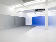 Pieter Vermeersch - Untitled (Blue 0-100%, Black 0-100%) (2008-13)