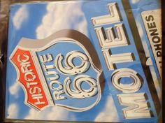 Route 66 Motel...