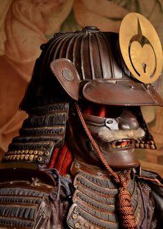 Japanese Samurai Helmet, Kabuto Samurai Helmet, Samurai Armor, Geisha, Samourai Tattoo, Japanese Blades, Japanese Bamboo, Japanese Warrior, Art Japonais, Aikido