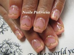 Another kind of French nails!