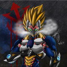 Vegetanator Dragon Z, Dragon Ball Gt, Character Art, Character Design, Anime Characters, Comic Art, Anime Art, Cartoon, Drawings