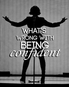 Confident- Demi Lovato