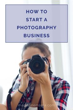 If you're considering starting a photography business, check out these tips on how to start a photography business. Photography Lessons, Photography For Beginners, Camera Photography, Photography Tutorials, Digital Photography, Portrait Photography, Learn Photography, Photography Studios, Birth Photography