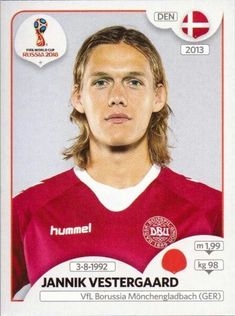 Jannik Vestergaard - Denmark National Football Teams, Sport Football, Football Fans, Football Players, World Cup Russia 2018, World Cup 2018, Fifa World Cup, Football Updates, America's Cup