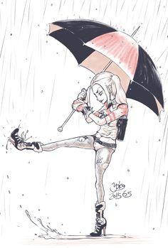 Harley Quinn:SUICIDE SQUAD by Y0KO.deviantart.com on @DeviantArt