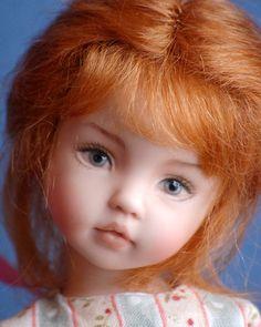 Porcelain Dolls - Kuwahi Dolls  It's Annie...