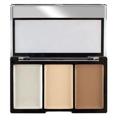 Makeup Revolution Ultra Cream Contour Kit - Lightening contour F01   tambeauty.com