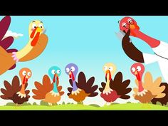 Enjoy this popular Thanksgiving dance song for kids, A Turkey Dance. From the CD, Brain Breaks Action Songs: Let's Move! Brain Breaks Action Songs: Let's Mo.