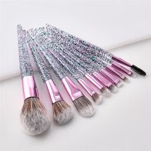 Frugal 7 Pcs Card Captor Sakura Cos Makeup Brush Sets Magic Wand Eye Shadow Brush Comestic With Bag Brush Tools Drop Ship Novelty & Special Use Costume Props