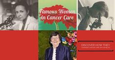 Three Women Who Changed Cancer Care | Cancer Support Community Maurice Wilkins, Cancer Support Community, Psychological Effects, National Institutes Of Health, Inspiring People, Physiology, Textbook, Change, Women