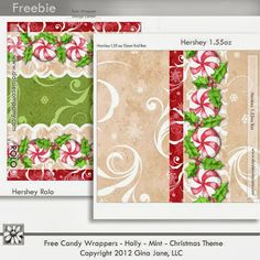 Your Free Art: Free Christmas Hershey Chocolate Bar Wrapper www.yourfreeart.net printable paper crafts, cards, note cards, DIY, stamps, coloring pages