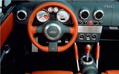 Audi Tt Roadster, Mk1, Cool Cars, Concept, Wheels, Interior, Design, Models, Cars