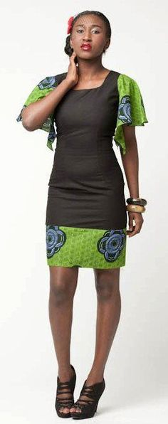 African style & fashion ~African Prints, African women dresses, African fashion styles, African clothing, Nigerian style, Ghanaian fashion ~DK