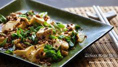 Sandra's Easy Cooking: Sichuan Mapo Tofu (Má Pó Dòufu) @Sandra @Sandra @Sandra @SECooking