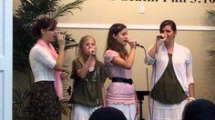 "Bontrager Sisters Sing ""Praise Him"""