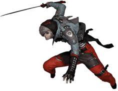 Silent Avenger Ivan from GunZ 2: The Second Duel