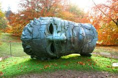 sculpture exhibition at Chatsworth by Dynamicus,