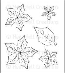 large 3D poinsettia pattern - Google Search