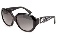 8/30/2012 Luxury Collection  $89.00  + FREE SHIPPING Emilio Pucci Women's Rectangular Sunglasses with Ebony Frames & Scratch Resistant Lenses