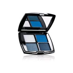 Lancome eyeshadow quad... got as a gift but love all the shades of blue in it :)