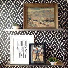 the best temporary wallpaper for renters | domino.com