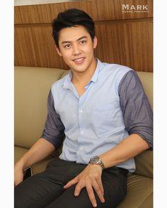 Korean Picture, Mark Prin, Thai Drama, Asian Boys, Cute Boys, Crushes, Idol, Handsome, Collections