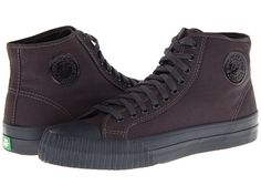 PF Flyers Center Hi Dark Grey