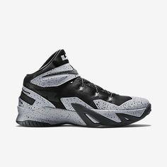 competitive price 4797b 8a2e1 Nike Zoom LeBron Soldier 8 FlyEase Men s Basketball Shoe