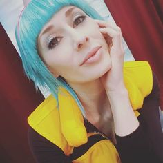 Bulma était à Nadeshicon ce weekend! :) #dragonballz #dragonball #japaneseanime #cosplay #cosplayer #cosplayers #cosplaygirl #cosplaymodel #costumes #costumers #costumer #seamstress #frenchcanadian #canadiangirl #marieclaudebourbonnais #nadeshicon2017 #nadeshicon #quebeccity #tshirt #fashion #cosplay #gaming #star-wars #marvel #theflash #dccomics