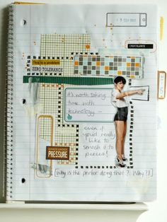 notes on paper: Journal: LSNED Days 18-23