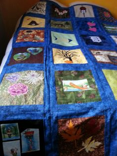 Michigan Quilt Tom and Nancy's