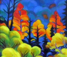 Tracy Turner Living Colors Gallery